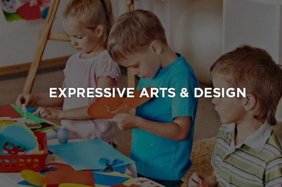 EXPRESSIVE ARTS & DESIGN
